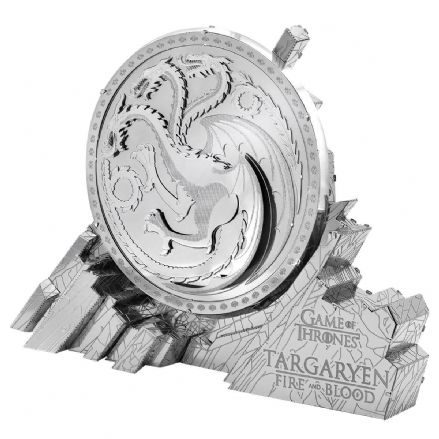 Metal Earth Premium Series Targaryen Sigil Model Kit